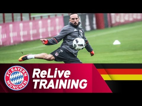 FC Bayern Training | ReLive
