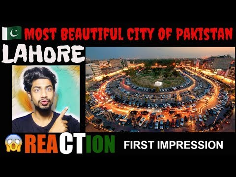 Indian React ON LAHORE City | LAHORE Tour & GUIDE || Most Beautiful City Of Pakistan |