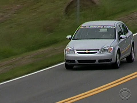GM recalls 780,000 Chevys and Pontiacs