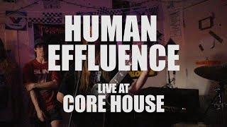 Human Effluence - June 11, 2019