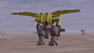GunGriffon II Taikenban (1998) EXERCISE & SCENARIO GAMEPLAY / SEGA Saturn