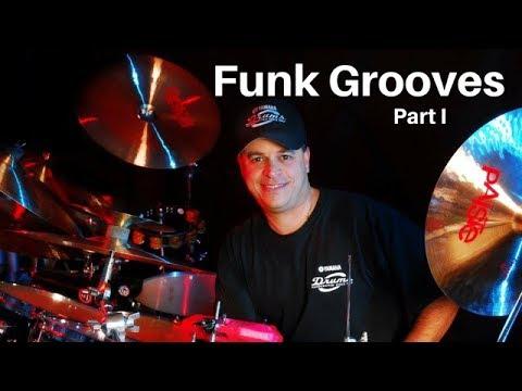 Henrique De Almeida - Pop/Rock Grooves - Funk Part I