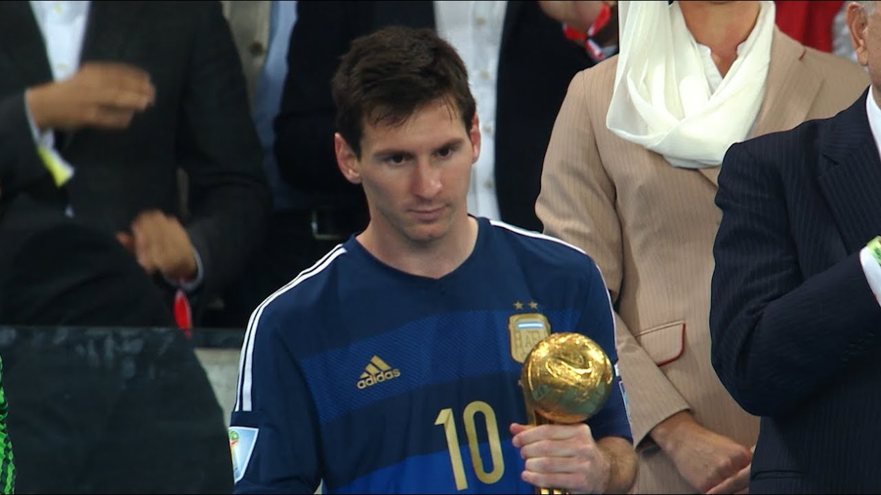 Download Lionel Messi vs Germany - 2014 World Cup Final - English Commentary - HD 1080i