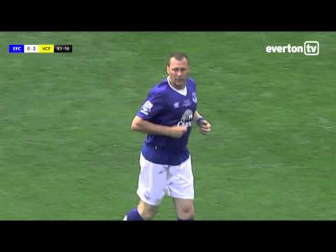 When Big Dunc came on...