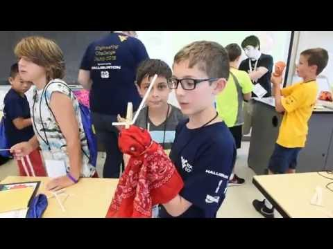 WVU engineering camp 8-4-16