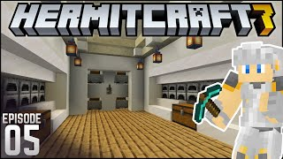 Super Smelter & Deliveries! | Hermitcraft 7 - Ep. 5