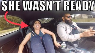 MY WIFE REACTS TO MY 10 SECOND 2018 MUSTANG GT!