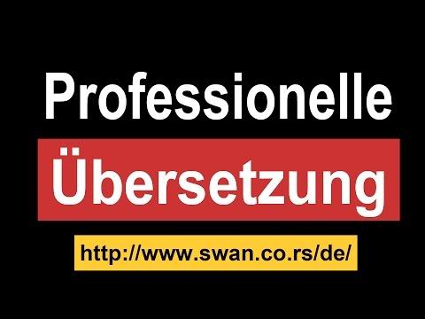 Übersetzungsbüro - Englisch Kroatisch Übersetzung