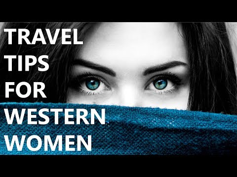 TRAVEL ADVICE FOR WESTERN WOMEN IN MUSLIM COUNTRIES Q&A 14