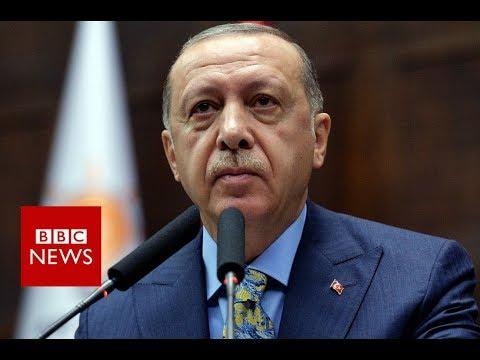 Turkish president Erdogan: Khashoggi murder 'planned days in advance' - BBC News