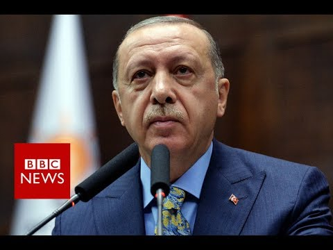 Turkish president Erdogan: Khashoggi murder \'planned days in advance\' - BBC News