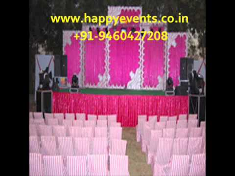 Event management company in Jodhpur Rajasthan - Happy Event