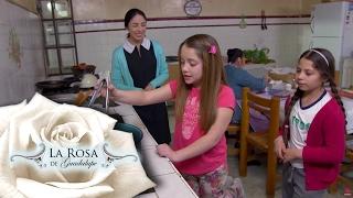Jazmín luchará por salvar la vida de Luisa   La vendedora de churros   La Rosa de Guadalupe
