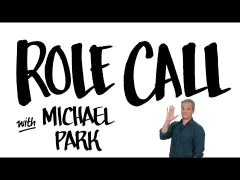 Role Call: Michael Park of DEAR EVAN HANSEN