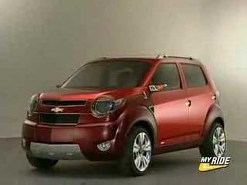 New York Auto Show Chevrolet Trax Concept Youtube