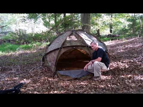 Extreme Cold Weather Tent ECWT ECWS North Face Tent Review