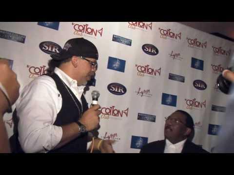Arnold Turner Toasted at PreBET Awards, by Ernie Singleton