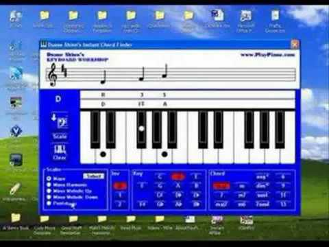 Instant Piano Chord Finder Software You Can Download!