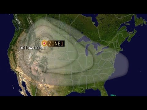 Yellowstone eruption catastrophic warning to Canada revealed