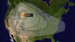 Yellowstone eruption catastrophic warning to Canada revealed