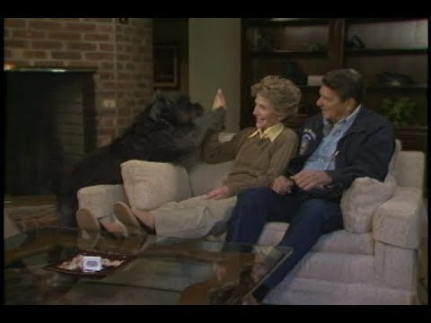 President Reagan and Nancy Reagan's Interview with Chris Wallace on May 18, 1985