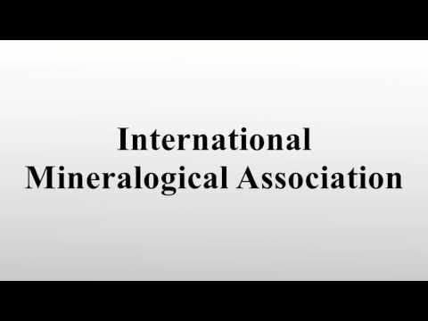 International Mineralogical Association