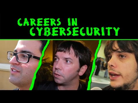 Careers in Cybersecurity- Expert Advice From BlackHat & DEFCON