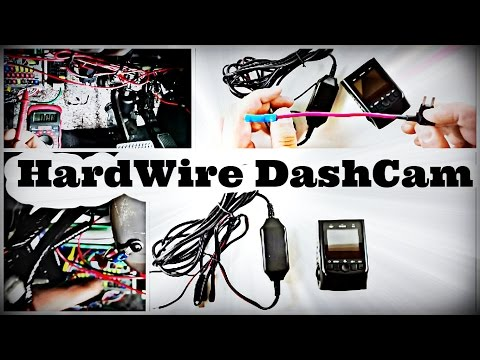 DIY: How To Hardwire A Dashcam -DiyCarModz
