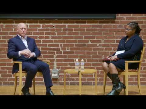 2018 Kenan Distinguished Lecture: Mitch Landrieu, Mayor of New Orleans