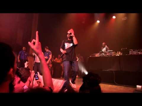 JUICY J LIVE // ONE HAZY SUMMER TOUR 2012 @ CORONA THEATER, MONTREAL (PT.2)