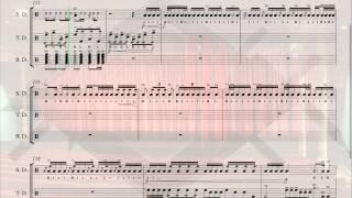 Cinema (Skrillex Remix) - With Some Drumline Stuff