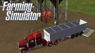Muito TRIGO!!!    -    Farming Simulator 14