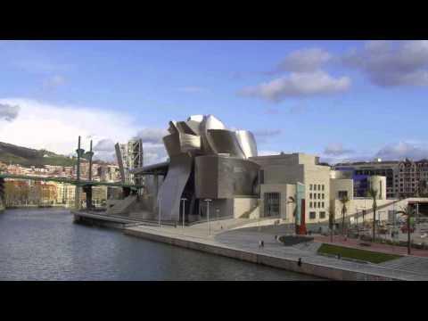 Precedent 2: Guggenheim Museum, Bilbao