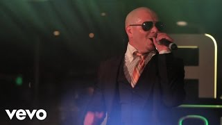 Pitbull - I Know You Want Me (Calle Ocho) (Live at AXE Lounge)