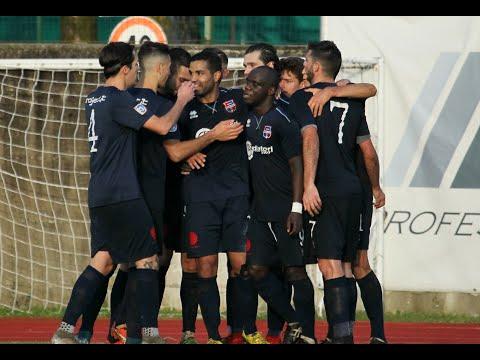 Virtus Ciserano Bergamo-Levico Terme 1-0, 19° giornata girone B Serie D 2019/2020