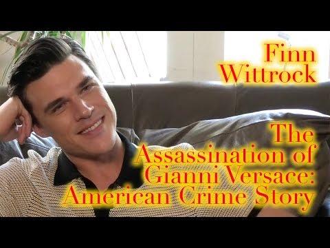 DP30 @Emmy: Finn Wittrock, American Crime Story  Versace 2018
