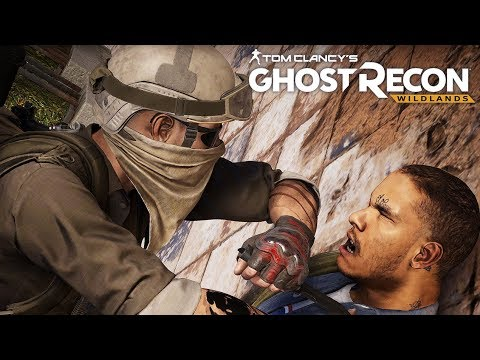 Kill Santa Blanca soldiers with CQC in Extreme difficulty *No sound* |  Ghost Recon Wildlands PC