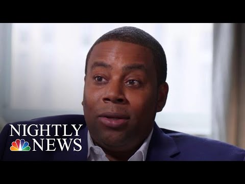 Kenan Thompson Reflects On Being Longest-Serving 'SNL' Member | NBC Nightly News