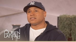 LL Cool J Talks Relationships on The Queen Latifah Show