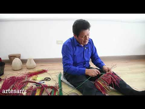 Weaving With Natural Fibers Certification: baskets and more.