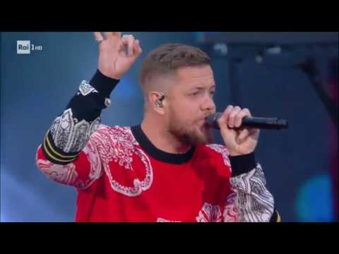 Imagine Dragons - Believer [Live at Wind Music Awards 2017]