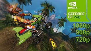 Mad Riders Gameplay in Geforce GT 740 / GT 740m 2gb - 1gb