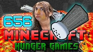 Minecraft: Hunger Games w/Bajan Canadian! Game 656 - HOT AND SPICY!