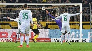 DFB-Pokal Achtelfinale: Top 3 Paraden