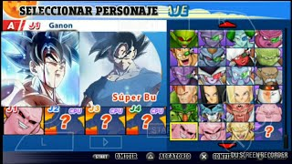 NEW DBZ TTT MOD ISO + MENU With NEW Ultra Instinct Texture DOWNLOAD