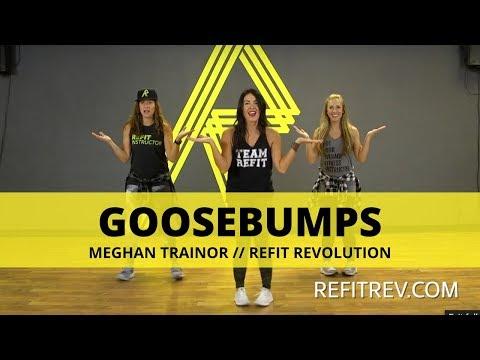 Goosebumps || Meghan Trainor || Cardio Dance || REFIT® REVOLUTION