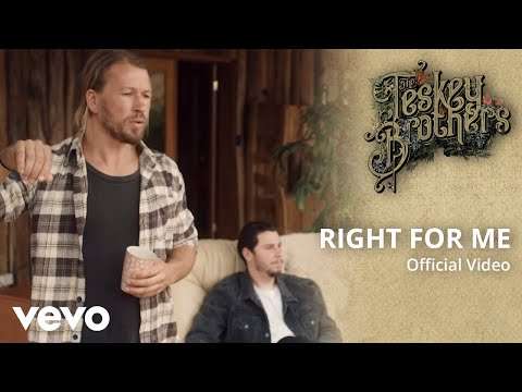 The Teskey Brothers - Right For Me (Official Video)