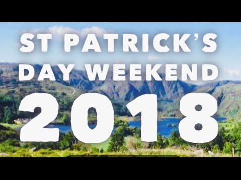 TRAVEL VLOG: Ireland 🇮🇪 2018