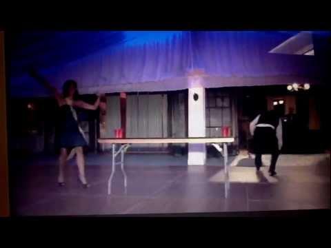 Pong First Dance:  Wedding