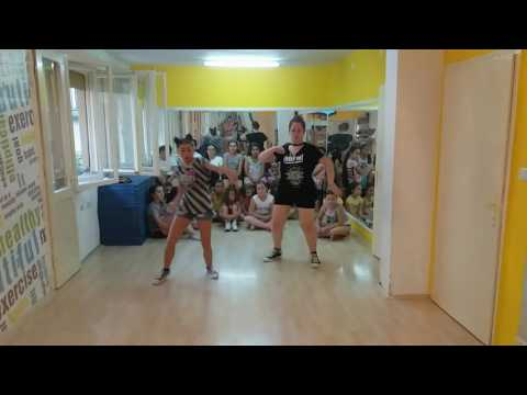 Safari | Reggaeton choreography | BREAK THE FLOOR